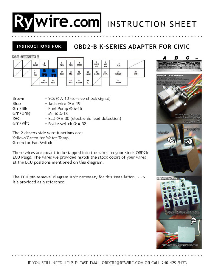 Rywire_Instructions_KSeriesAdapter_OBD2-B-Civic