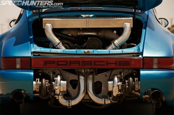 Bisimoto 1976 Porsche 911
